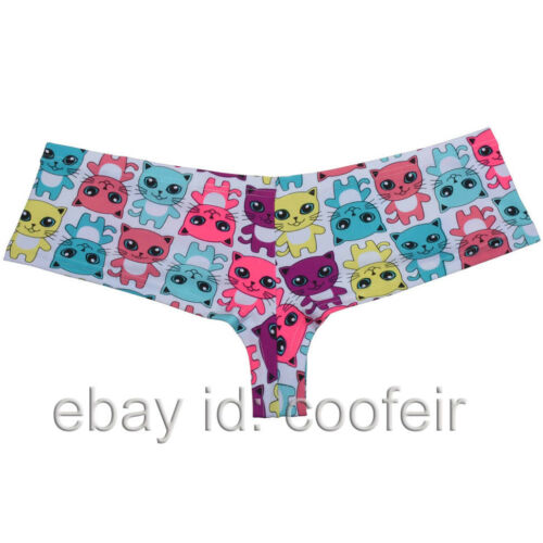 Men Colorful Bikini Boxer Briefs Undershort Guy Beach Posing Underwear GYM Pants