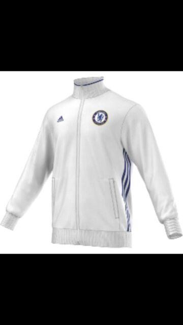 3a23718761543 adidas Manchester United FC 3 Stripe Track Jacket Az4704 Men s Size ...