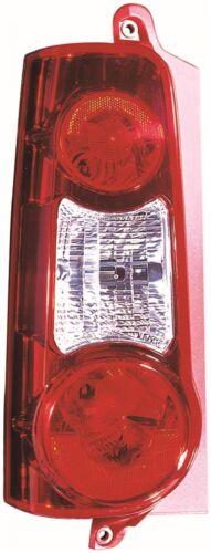 Citroen Berlingo 2008-2012 Twin Door Rear Tail Light Lamp N//S Passenger Left