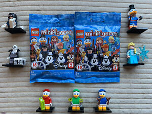 LEGO-DISNEY-MINIFIGURES-SERIES-2-71024-CHOOSE-your-own-Minifigure