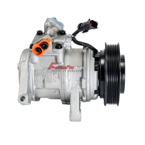 A//C Compressor with Clutch Fits Jeep Grand Cherokee 4.7L V8 1999-2004