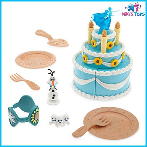 Prime Disney Frozen Fever Anna Birthday Cake Light Up Playset Girls Play Personalised Birthday Cards Paralily Jamesorg