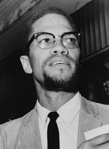 MALCOLM X GLOSSY POSTER PICTURE PHOTO PRINT minister nation malcom little 3879