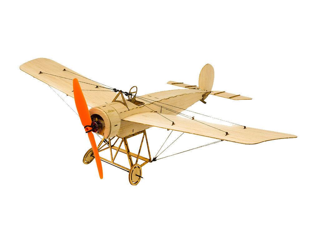 basso prezzo del 40% Micro Fokker E Balsawood indoor Aircraft Electric Laser Cut Cut Cut costruzione Plane modello  buon prezzo
