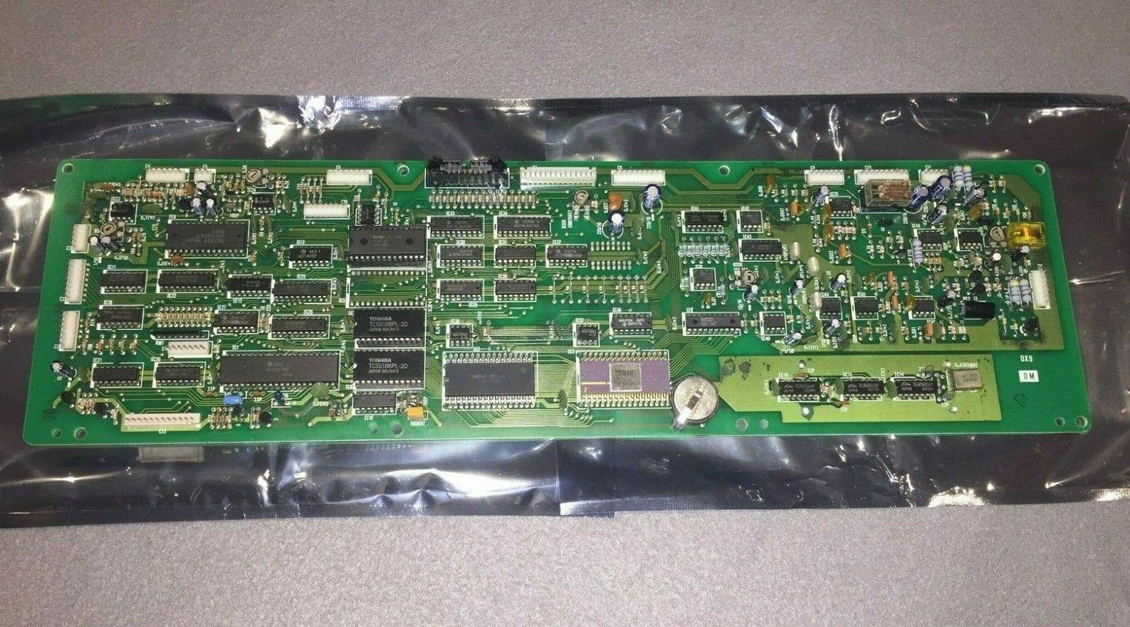 Yamaha DX9 FM syntheGrößer - main boards (partially working)