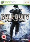 Call of Duty World at War Classics Xbox 360 Xbox360 Video Game UK Release