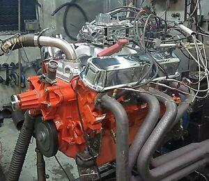 MOPAR DODGE 340 - 407 HORSE COMPLETE CRATE ENGINE/PRO-BUILT