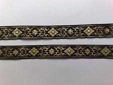 3m Länge schwarz kräftig Prym 20mm Breite Baumwollband Haushaltsband