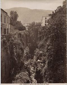 Italia-Sorrento-Vintage-Albumina-Ca-1875