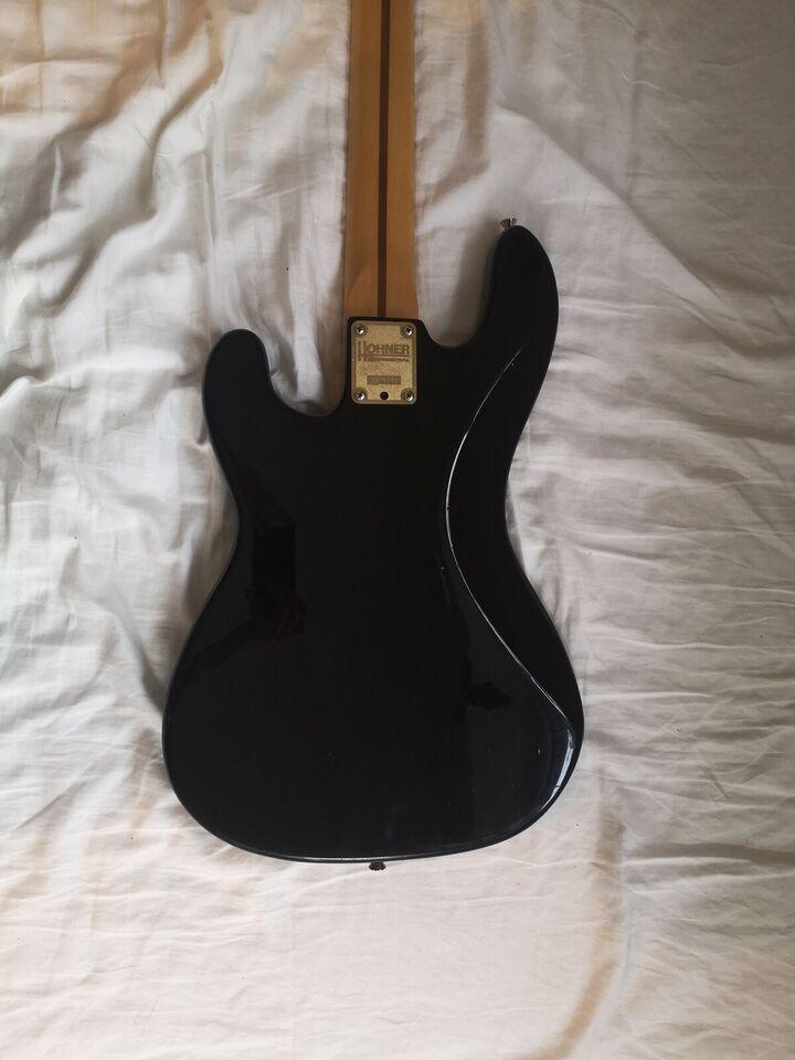 Elbas, Hohner PJ Bass S
