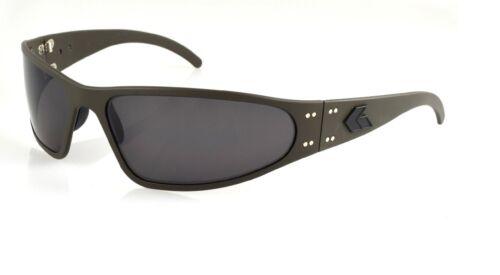 NEW Gatorz WRACOG01 Cerakote Wraptor OD Green Frame Sunglasses w// Smoked Lens