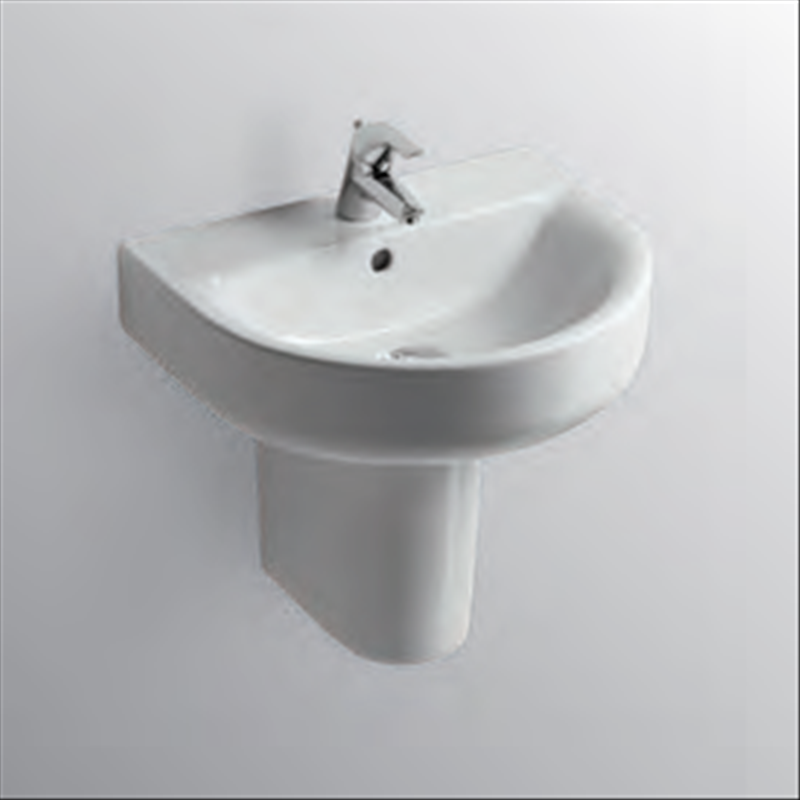 LAVABO IDEAL IDEAL IDEAL STANDARD CONNECT ARC 65 BIANCO 2497fb
