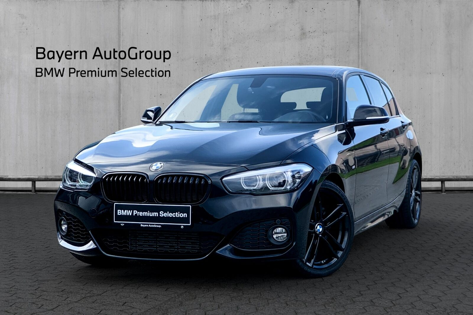 BMW 116i 1,5 M-Sport 5d - 254.900 kr.