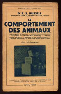 E-S-RUSSELL-LE-COMPORTEMENT-DES-ANIMAUX