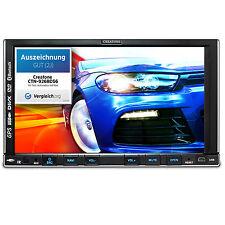 CREATONE CTN-9268D56 AUTORADIO DVD 2DIN TOUCHSCREEN GPS NAVI BT l 64GB USB+SD