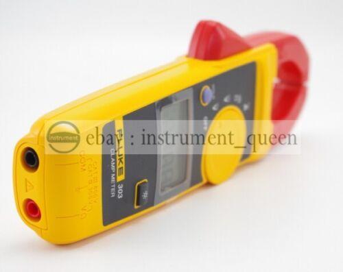 Fluke 303 pince multimètre AC//DC Portable 600 A 30 mm 4000Ω avec rétroéclairage