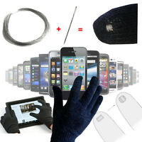 16 Feet Conductive Thread For Diy Capacitive Gloves Ipad Iphone Android Us Ship