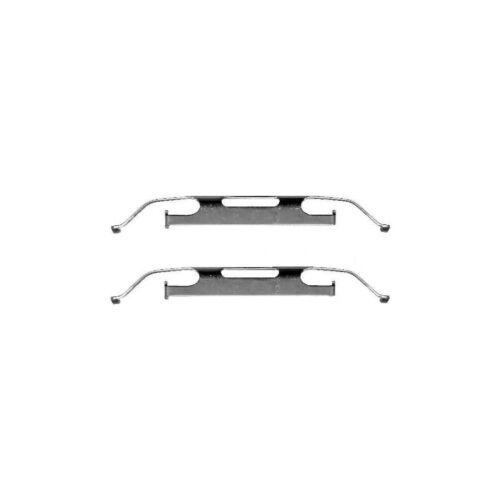 Fits Volvo XC60 2.4 D5 Genuine Mintex Front Brake Caliper Accessory Fitting Kit