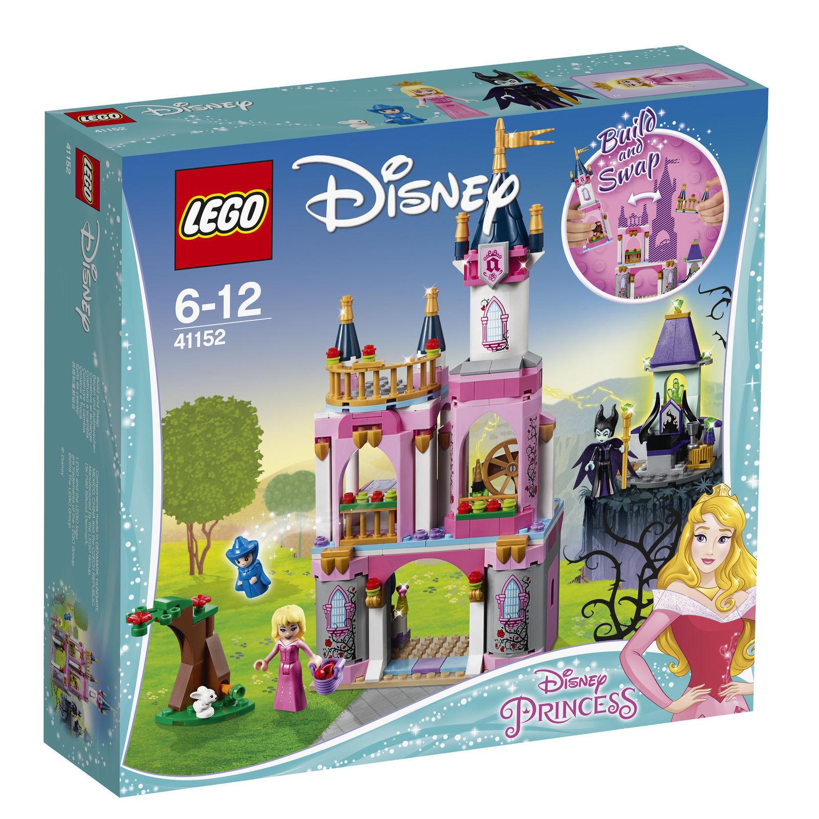 LEGO® Princess Dornröschens Märchenschloss (41152) NEU NEW MISB