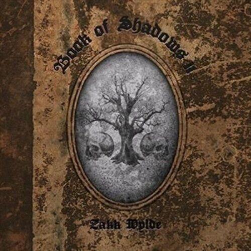 Book of Shadows II by Zakk Wylde (CD, Apr-2016, Spinefarm Records)