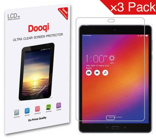 3X Dooqi HD Clear LCD Screen Protector Shield Cover Guard For Asus Zenpad Z10