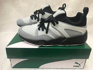 b0ab2aabf65b58 New! Men s Puma Blaze of Glory Techy Shoe Style 361447-01 Puma Black ...