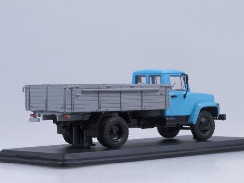Details about  /GAZ 3307 blue-grey  SSM1150 1:43