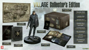 Resident Evil 8 Village Collector's Edition Xbox series x/s & one Vorbestellung