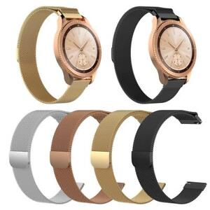 20mm-Milanese-Magnetic-Loop-Metal-Wristband-Strap-for-Samsung-Galaxy-42mm