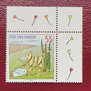 Alemania Federal año 2006 Para nosotros los niños Nº 2379 MNH