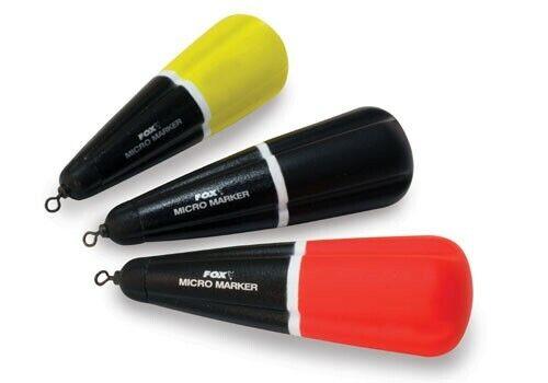 Fox Micro Marker Posen Lotposen zum Karpfenangeln Karpfenposen 3 Stück