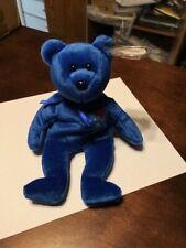 Ty Beanie Babies  I Love Heart Boston Green Bear Tag Excellent MWMT 2004 PE