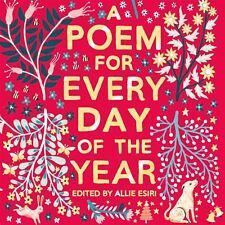 Un Poema para Cada Day Of The Year por Allie Esiri - Audio CD