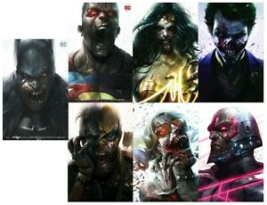2019-DCEASED-1-6-A-GOOD-DAY-TO-DIE-FRANCESCO-MATTINA-VARIANT-COVER-SET