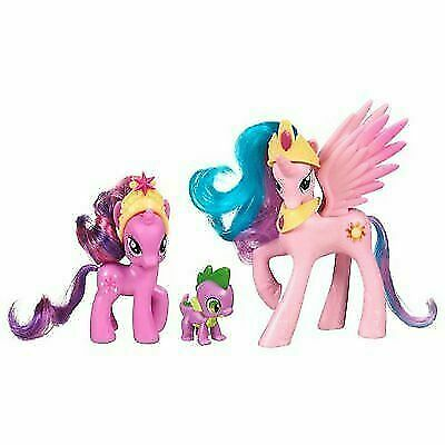 My Little Pony Friendship Is Magic Royal Castle Friends 3 Figures Included For Sale Online Ebay