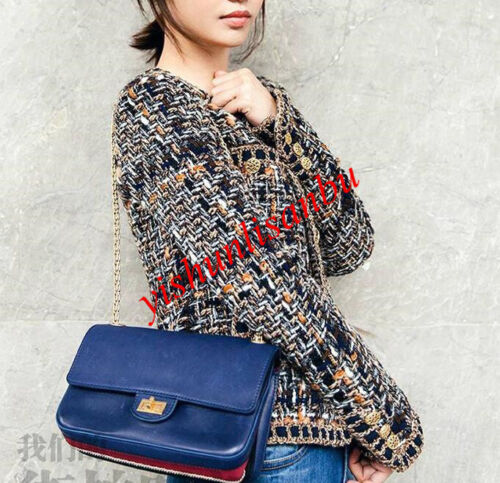 Stilfuld Jakke Frakker Overcoats Korea Blomster Uld Wollen Ny Blend Kort Kvinders afx7qw6c
