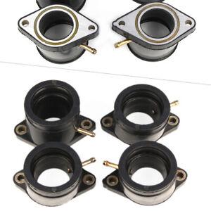 4pcs-Carburetor-Intake-Manifold-Joint-Boot-For-Yamaha-XJ900-58L-1985-1990-XJ900