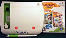 Drawsome Sketch Quest (Nintendo Wii, 2011) Complete, Including Tablet & Pen!