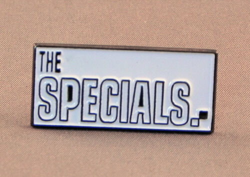 PIN BADGE SKA REVIVAL BAND MUSIC PUNK ROCK 2 TONE  257 THE SPECIALS