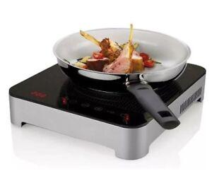 Uniquement pour ustensiles de cuisine avec base magnétique Silvercrest induction Hub