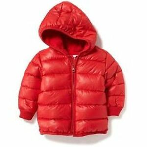 Quilted Frost Free Jacket for Baby Old Navy Red 0-3 / 3-6 months