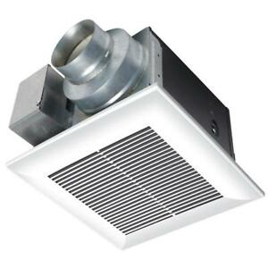 Panasonic Quiet CFM Ceiling Exhaust Bath Bathroom Fan Vent Easy - Who can install a bathroom fan