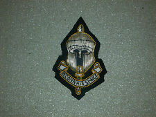 SPECIAL RECONNAISSANCE REGIMENT SPECIAL FORCES  OFFICERS EMBROIDERED BERET BADGE