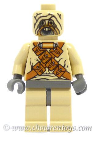 LEGO 7113 Star Wars Tusken Raider Minifigure Brand NEW