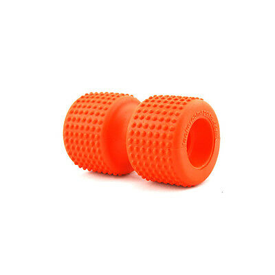 Lockeroom Posture Pro Orange - Thoracic Roller to relieve back & muscle pains