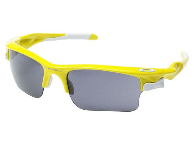 49e9af339f62d Without Tags Oakley Fast Jacket XL Sunglasses Lemon Peel grey for ...