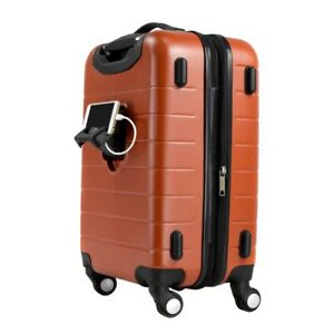 af39c62a5 20 in. Hardside Carry-On Bag with Spinner Wheels and Patented 3-in-1 ...