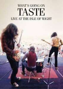 Cosa \' S Going On: Live At The Isle Of Wight 1970: Taste Nuovo DVD (EREDV1190)