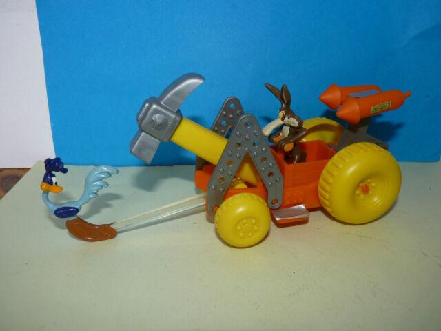 Maxi Kinder Maxieier 1997 Coyote et Bip-Bip Looney Tunes Toons