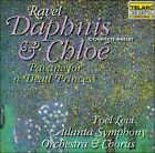 Maurice Ravel: Daphnis & Chloe/Pavanne For A Dead Princess (CD, Feb-1994, Telarc Distribution)